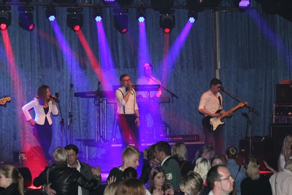 FLEXX TOP40 Band Schützenfest Stahle